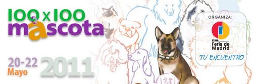 100X100 expo mascota en ifema 2011