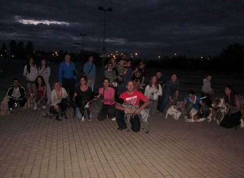 El pasado 27 de Mayo de 2011 se realizó un concurso canino en nuestro club