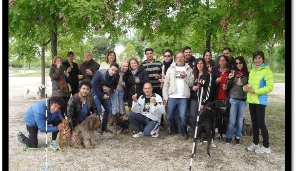 El 19 de mayo del 2013 el Club Canino Sisoucan hizo una jornada de puertas abiertas de agility